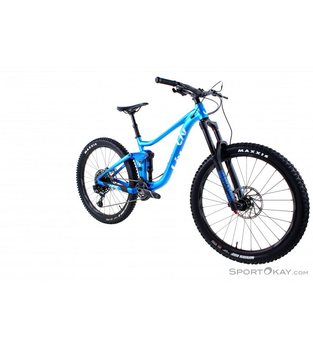 Liv Hail 2 27,5 2019 Womens Enduro Bike Enduro Mountain