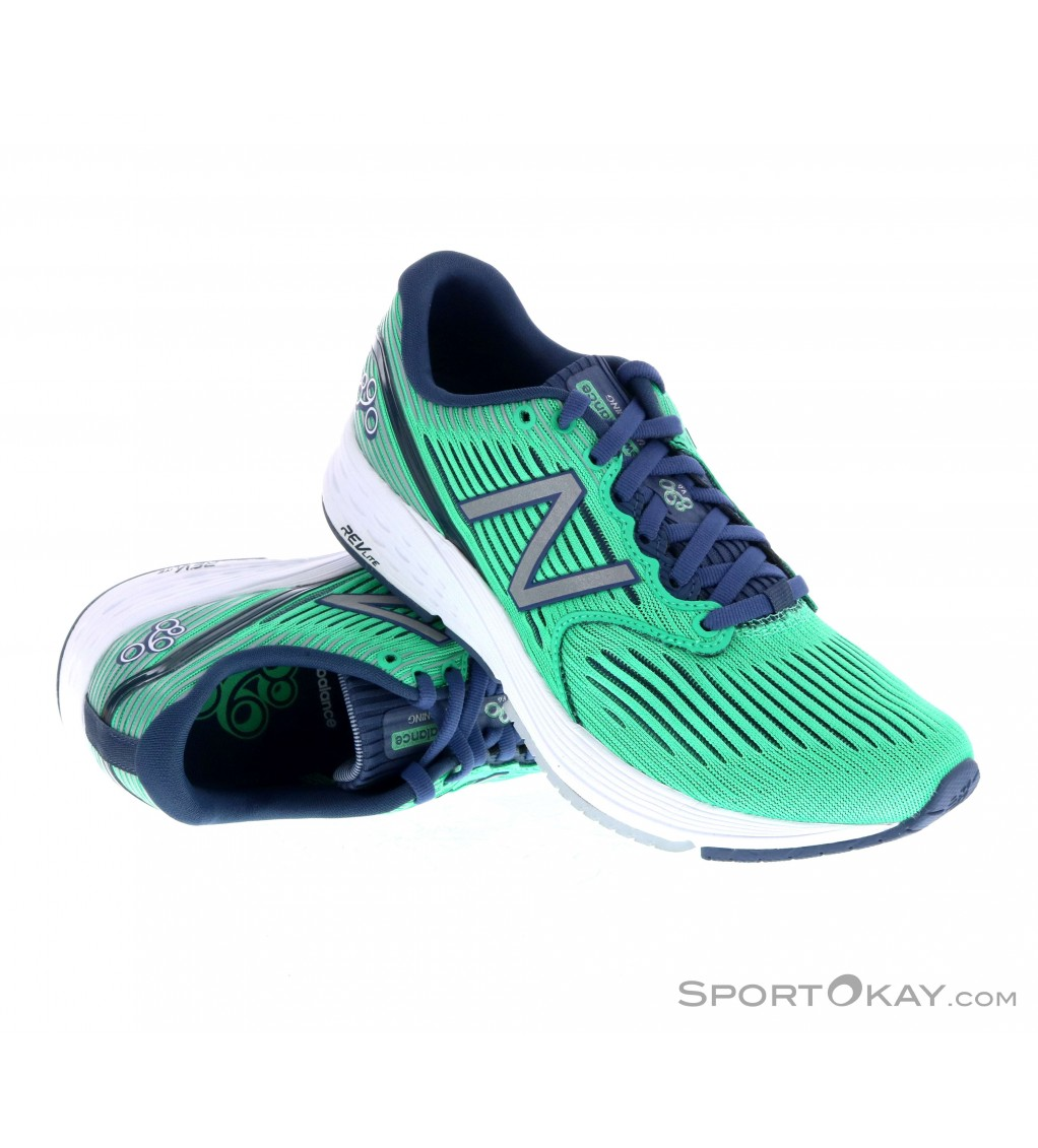 New Balance New Balance NBX 890 V6 Womens Running Shoes