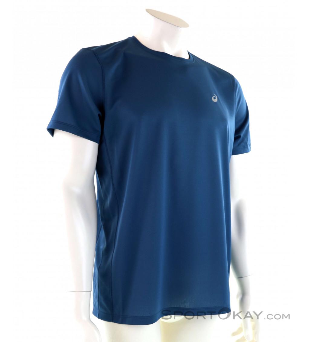 Asics Katakana SS Top Mens T-Shirt - Shirts & T-Shirts - Running ...