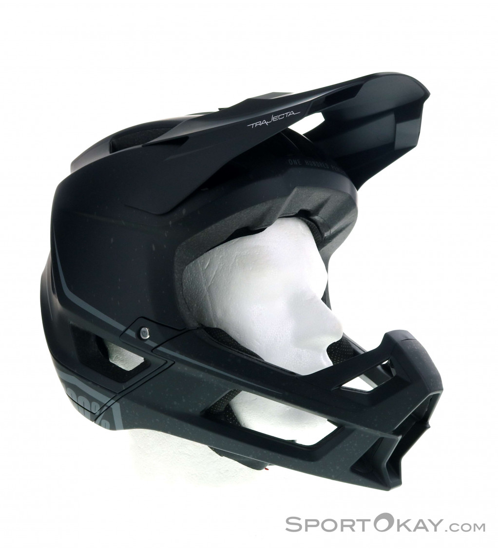100% Trajecta All Mountain Enduro Helmet Downhill