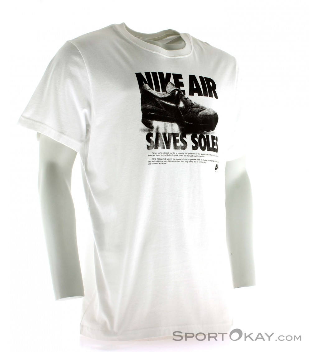 Nike Nike Run Air Max Tee 2 AM Herren Freizeitshirt