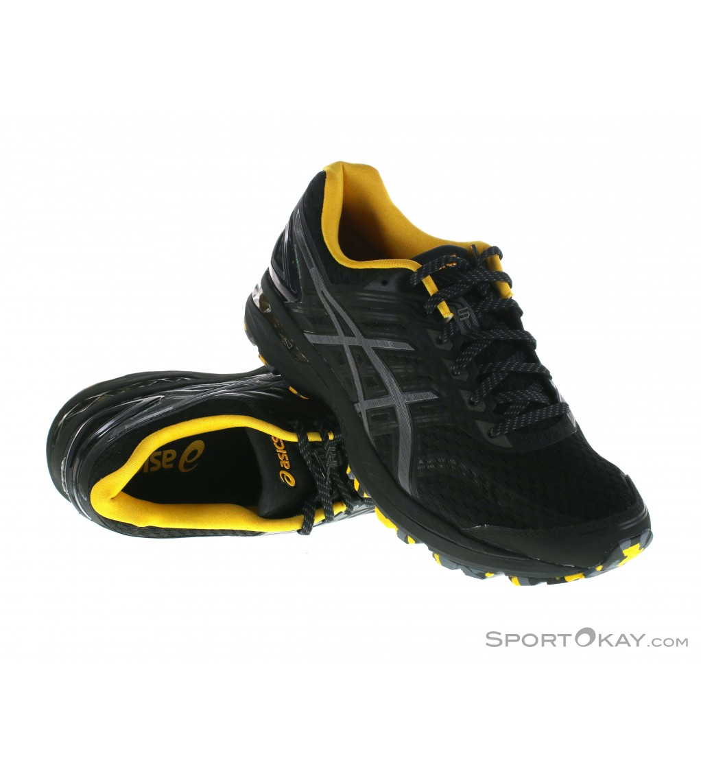 Asics Asics GT 2000 5 Plasma Guard Mens Trail Running Shoes