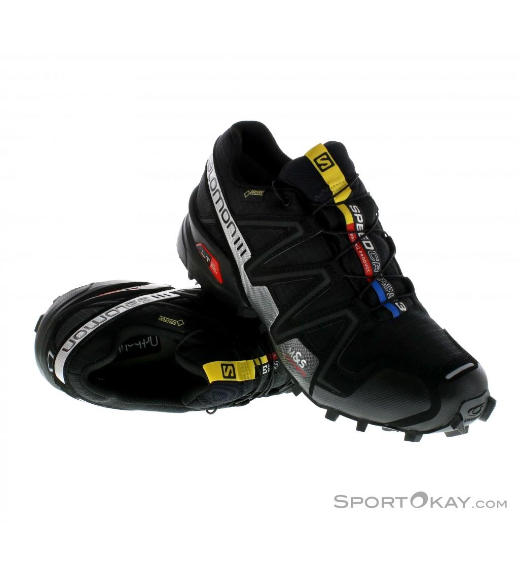 Salomon Salomon Speedcross 3 GTX Mens Trail Running Shoes