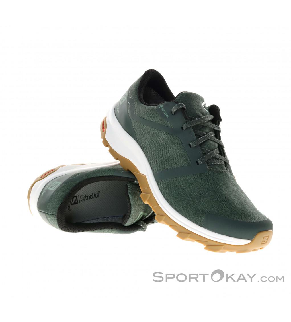Salomon Salomon Outbound GTX Mens Leisure Shoes Gore Tex