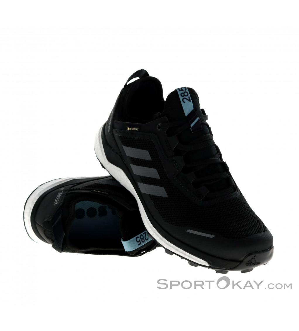adidas adidas Terrex Agravic Flow Womens Trail Running Shoes GTX