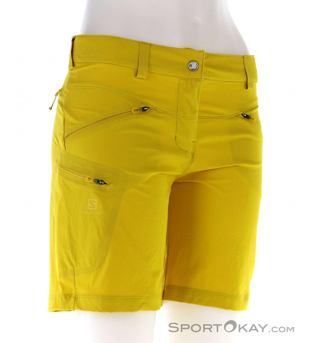 Salomon Wayfarer Short Womens Outdoor Shorts Pants j62tL