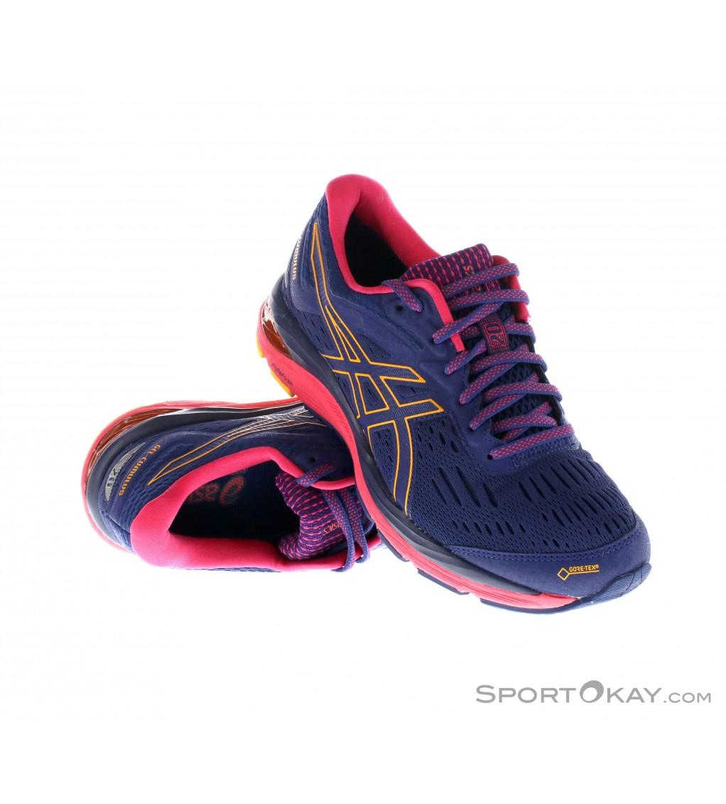 Asics Asics Gel Cumulus 20 GTX Womens Running Shoes Gore Tex