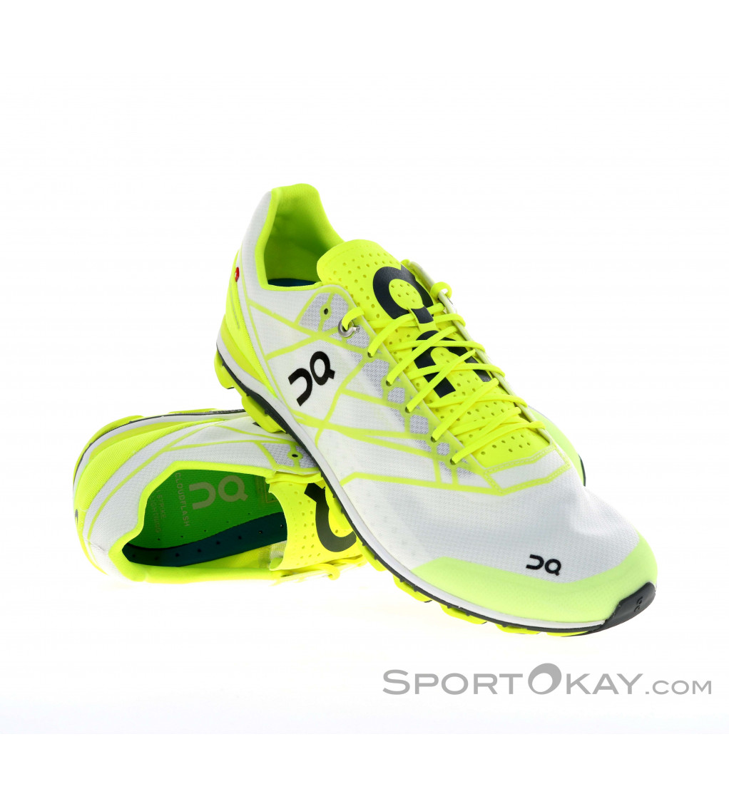 On Cloudflash Mens Running Shoes