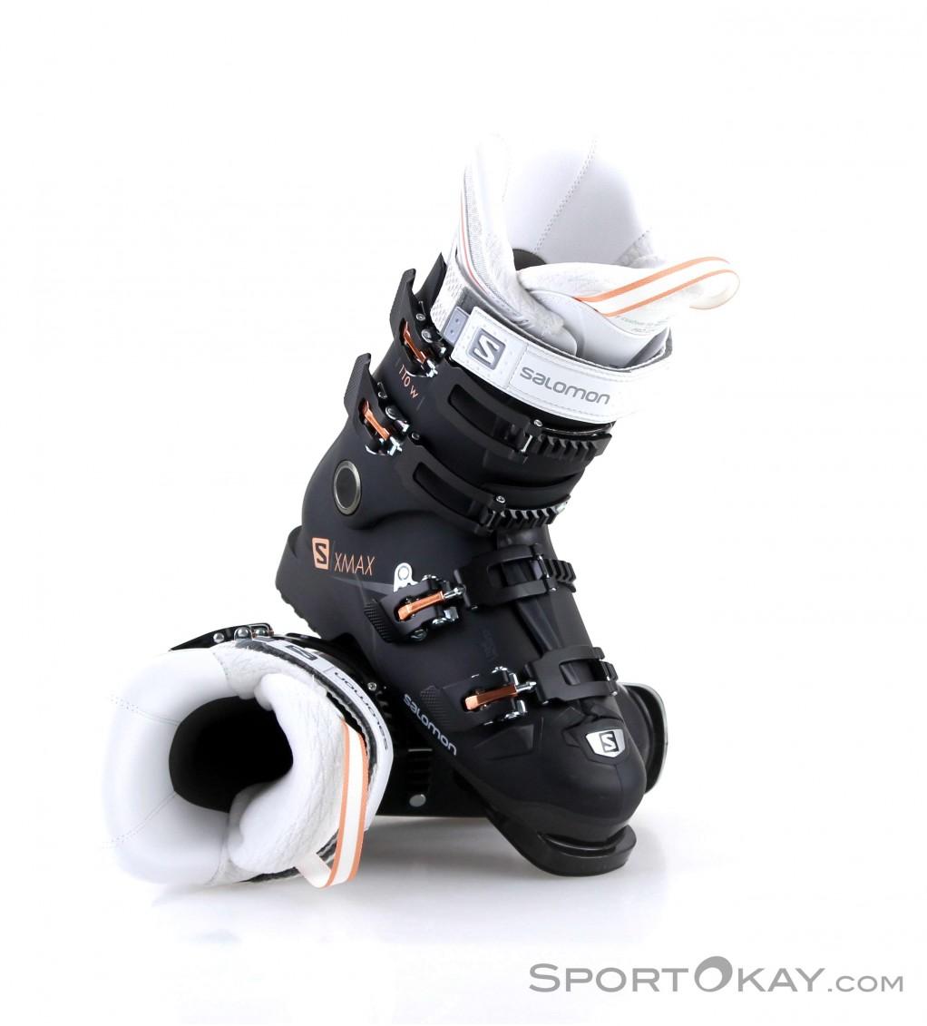 Salomon X Max 110 W Womens Ski Boots