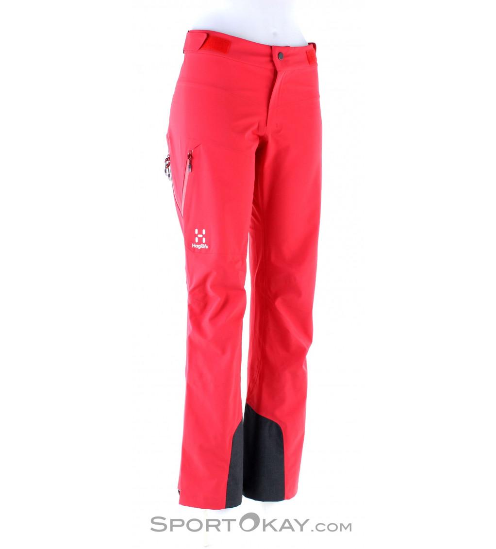 Haglofs L I M Touring Proof Pant Womens Ski Touring Pants Pants Outdoor Clothing Outdoor All