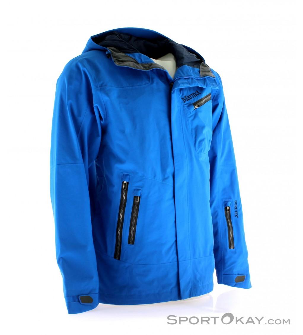 marmot freerider jacket herren skijacke gore tex ski. Black Bedroom Furniture Sets. Home Design Ideas