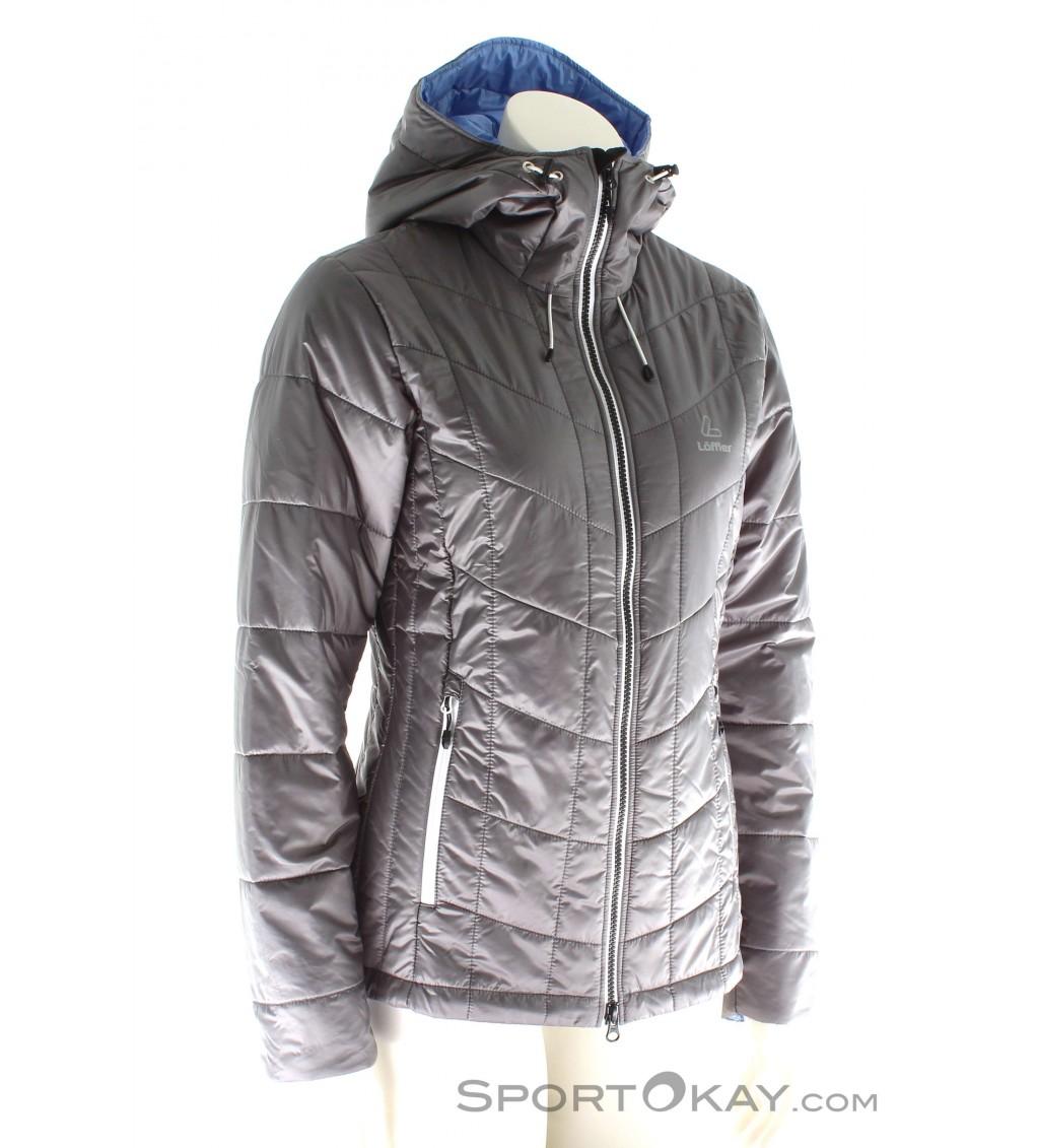 Black Diamond thermal jacket windproof ladies insulation