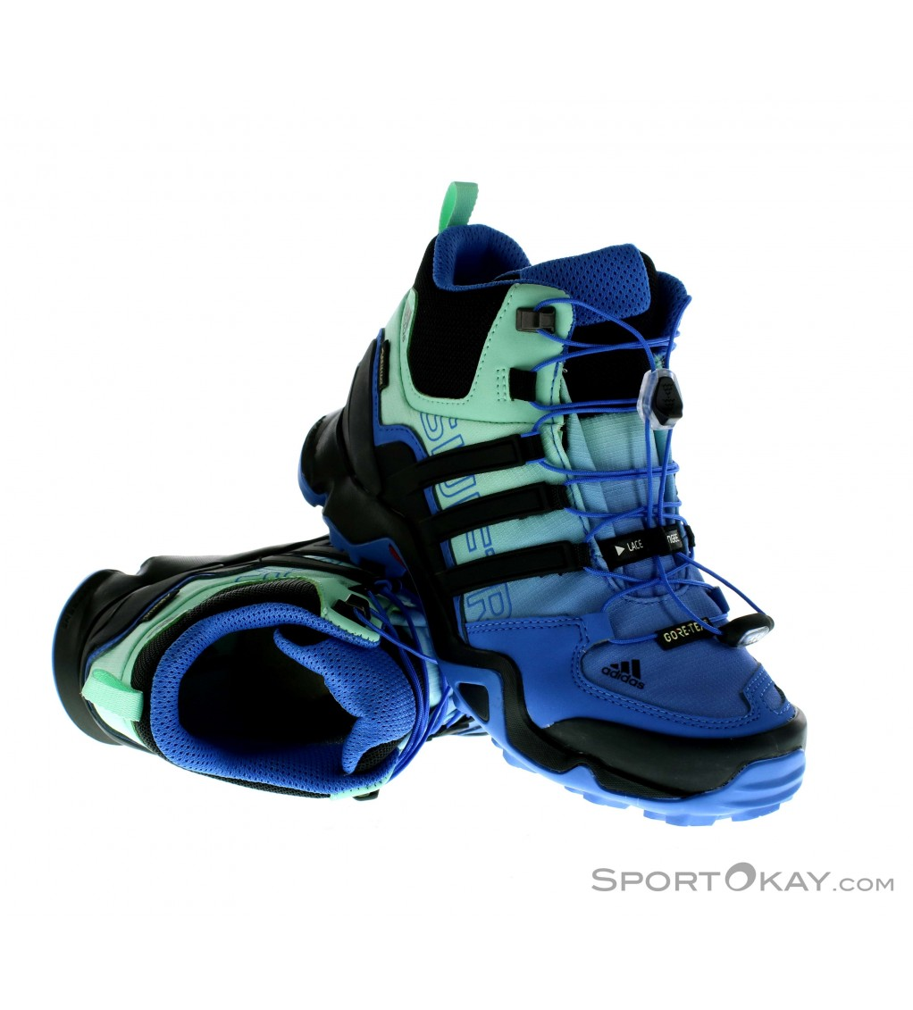 adidas 'Terrex Swift R GTX' Waterproof Hiking Shoe (Women