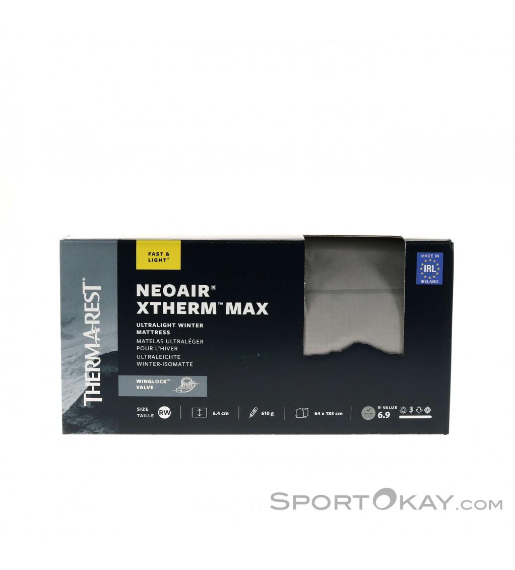 Thermarest NeoAir XTherm MAX Sleeping Pad Ultralight Camping Mattress
