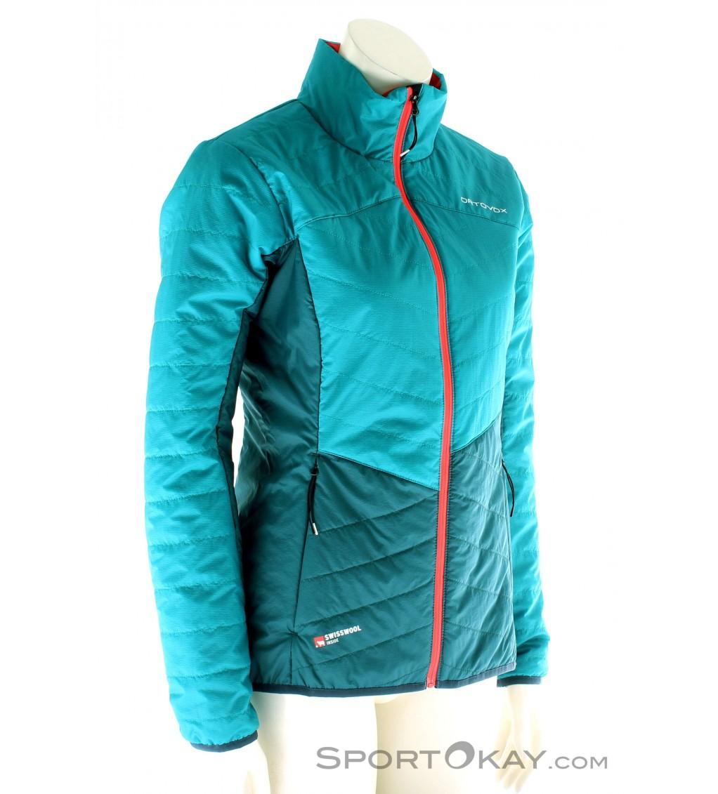 Ortovox Ortovox Dufour Jacket Womens Outdoor Jacket