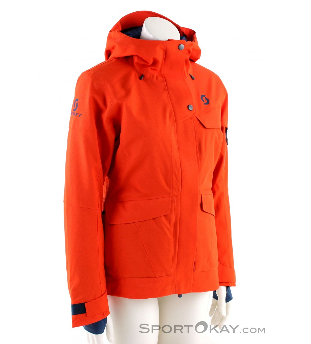 Scott Ultimate Dryo 20 Jacket Womens Ski Jacket Ski