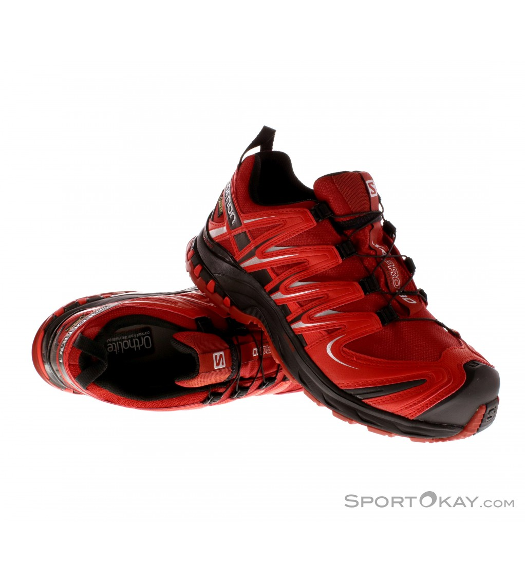 Salomon XA Pro 3D GTX Mens Trail Running Shoes Gore Tex 5Fyx4