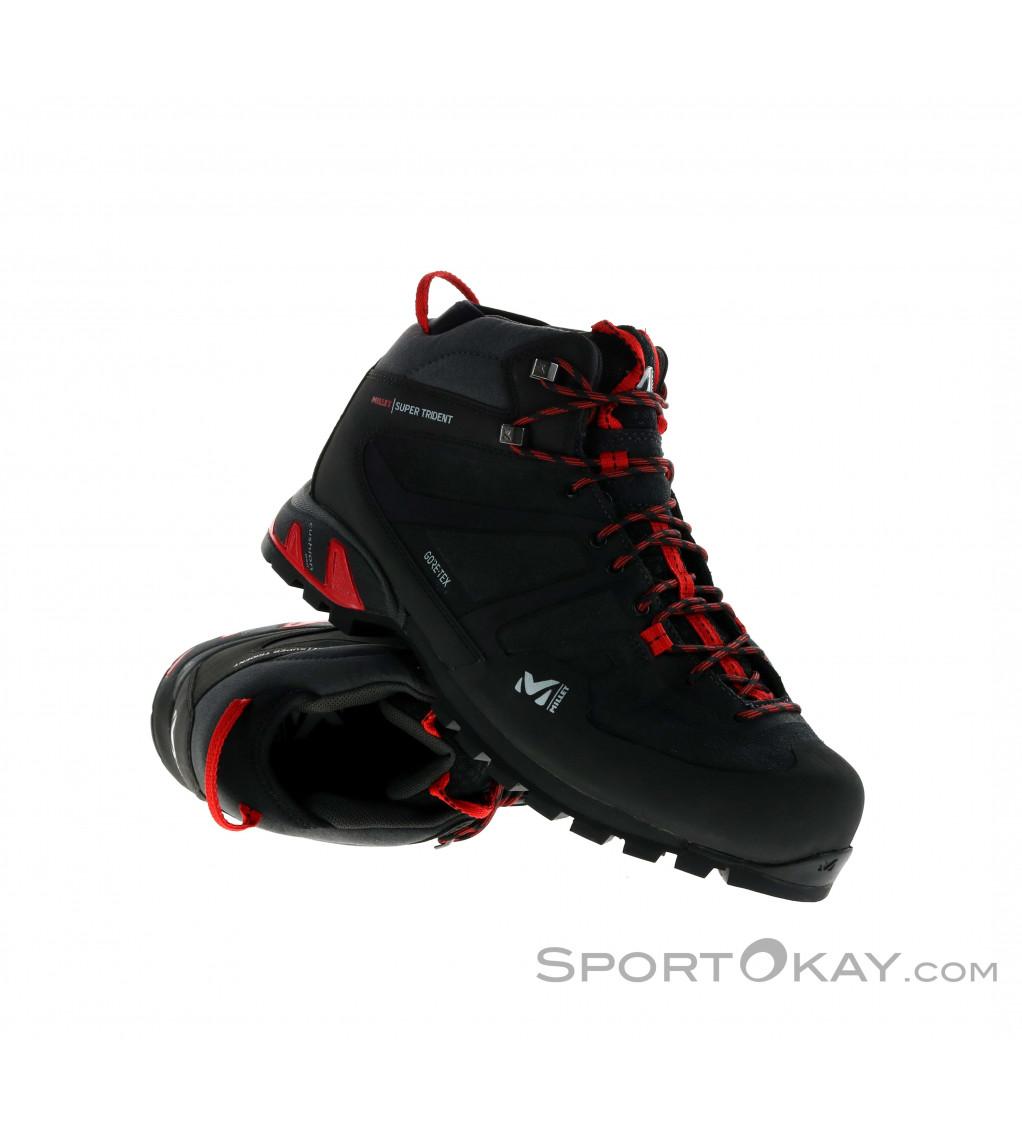 Walking Shoe Homme MILLET Super Trident GTX