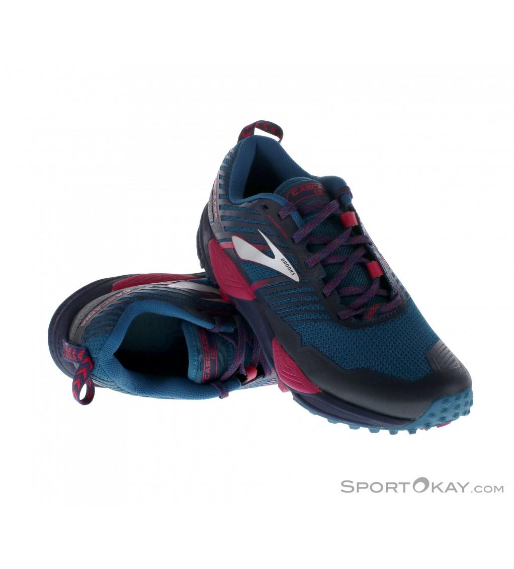 Brooks Cascadia 13 Womens Running Shoes