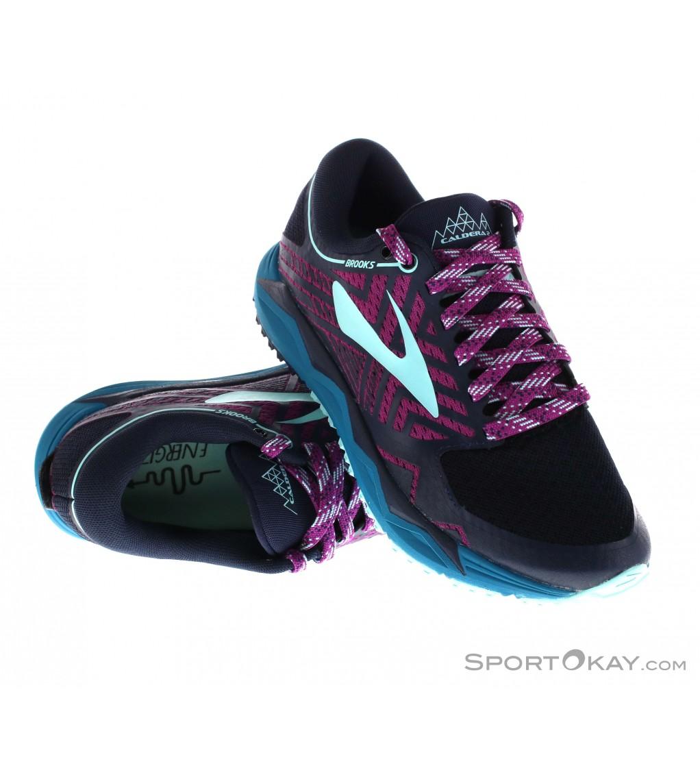 Brooks Caldera 2 Womens Trail Running Shoes
