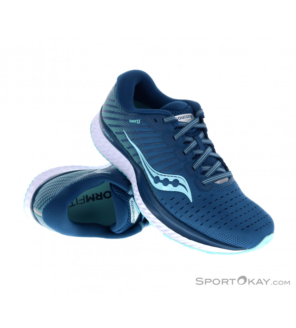 Saucony Guide 13 Mens Running Shoes