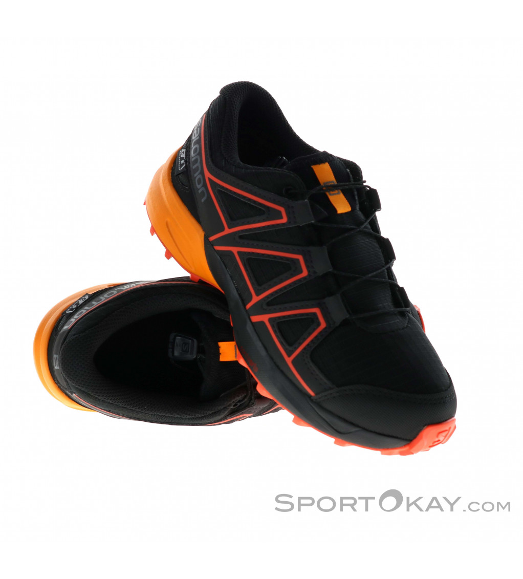 Salomon Salomon Speedcross CSWP Kids Trail Running Shoes