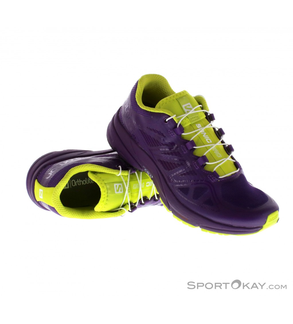 Salomon Sonic Pro Womens Running Shoes Running Shoes
