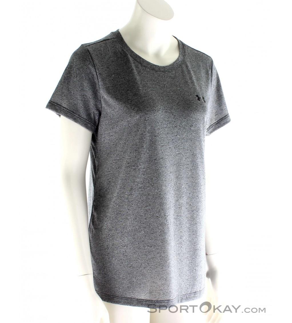 Under Armour Under Armour Treadborne Twist Womens T Shirt