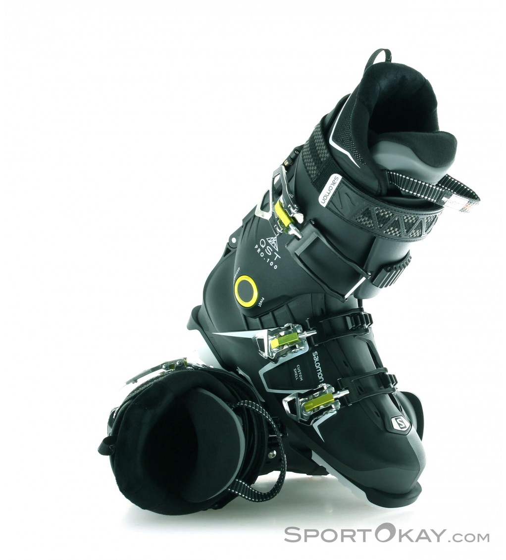 Salomon Salomon QST Pro 100 Mens Ski Boots