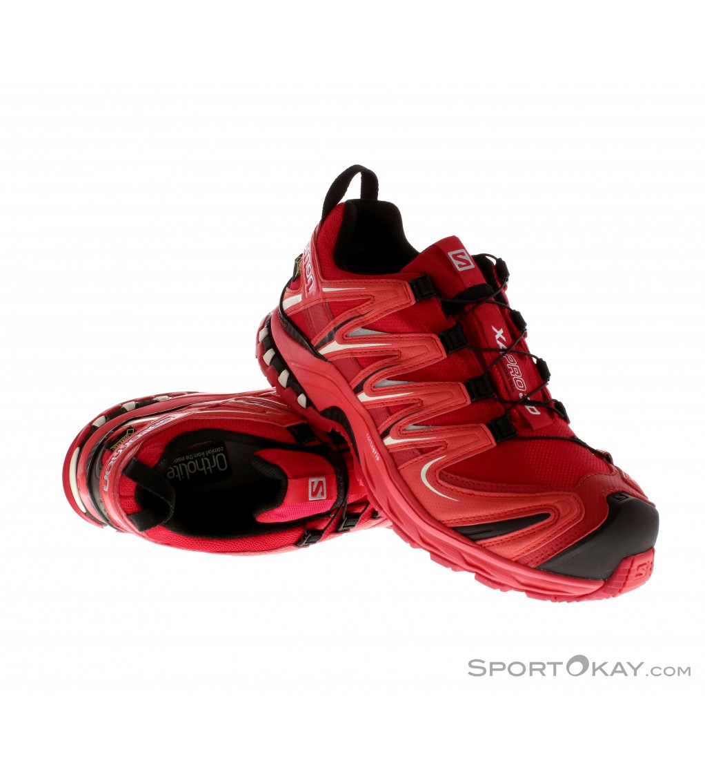 Salomon Salomon XA Pro 3D Womens Scarpe da Trail Running Gore Tex