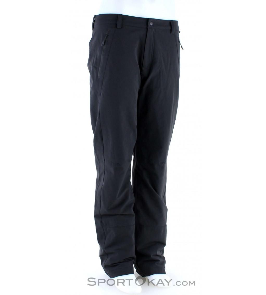 jack wolfskin mens winter travel pants