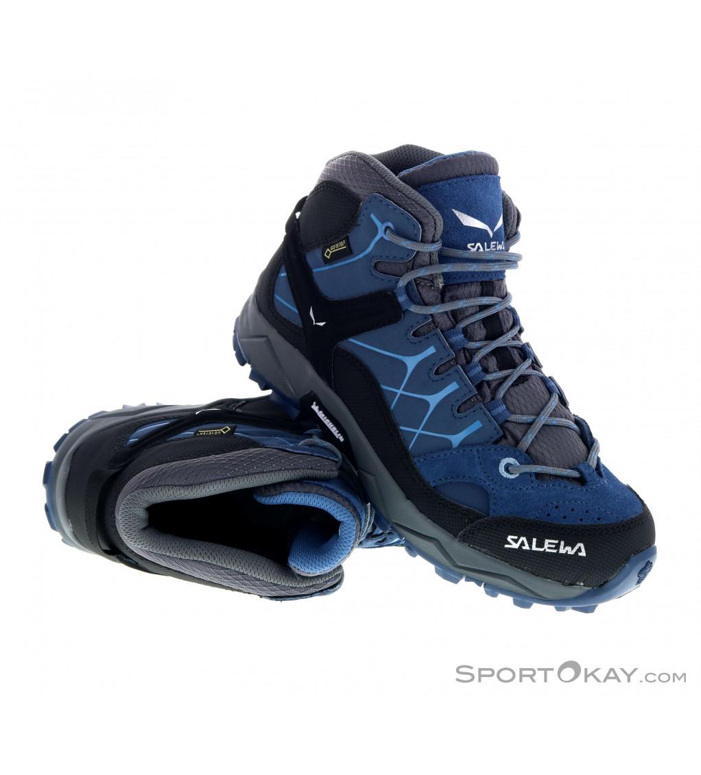 Salewa Salewa Alp Trainer Mid GTX Kids Hiking Boots Gore Tex