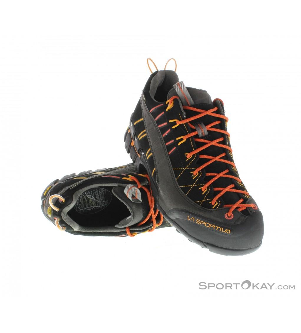 la sportiva men's hiking footwear