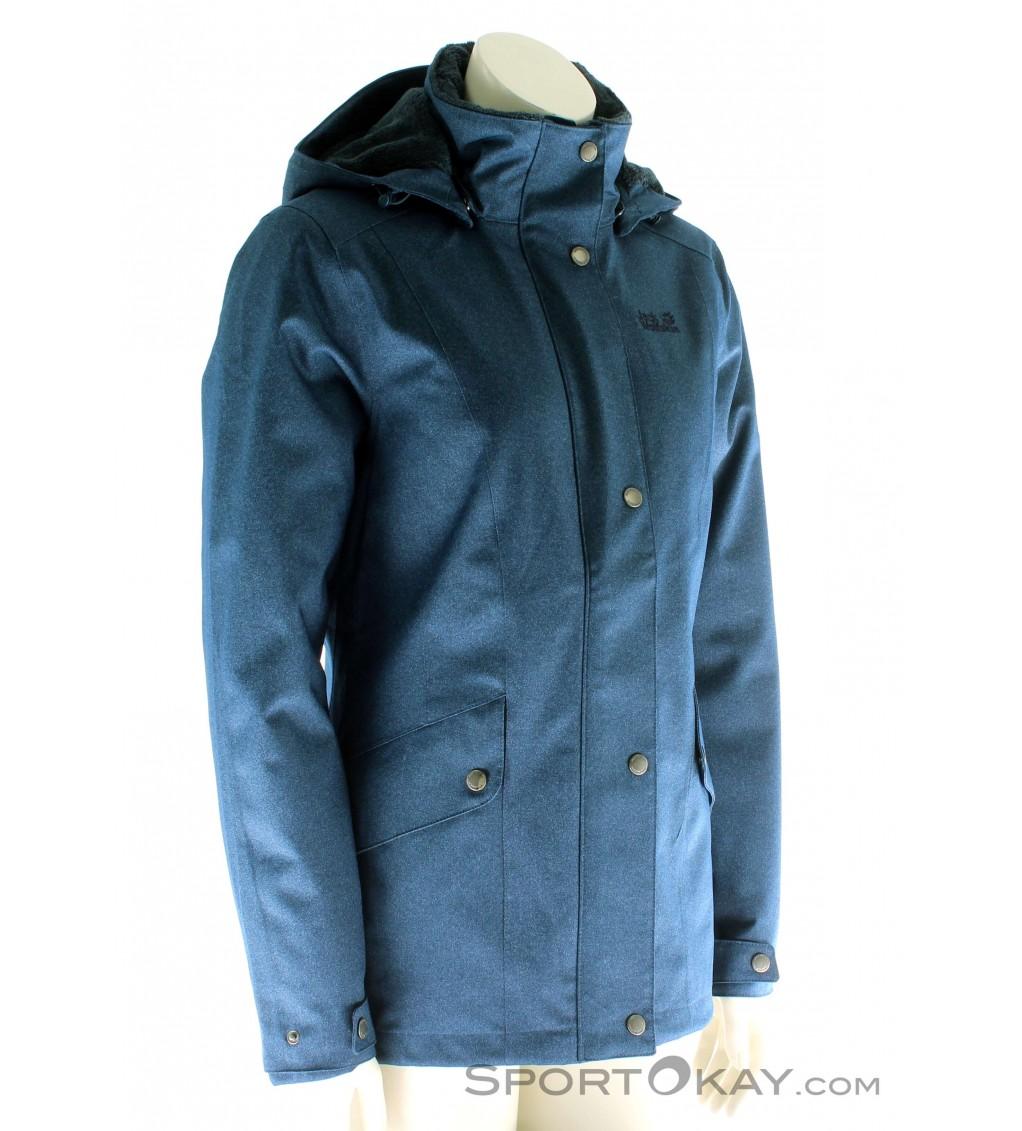 Womens Avenue Outdoor Park Wolfskin Jack Jacket y67bfg