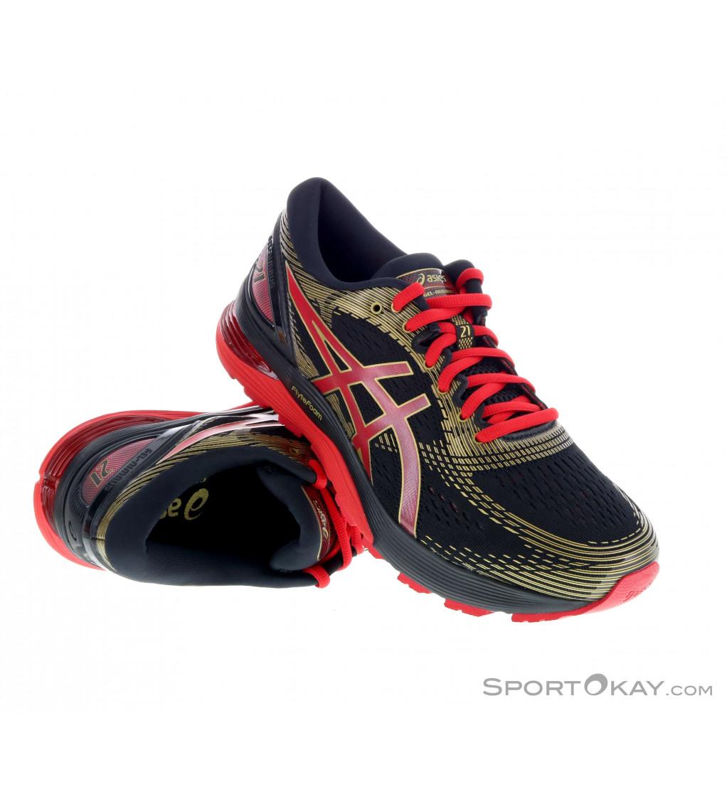 Asics Asics Gel Nimbus 21 Mens Running Shoes