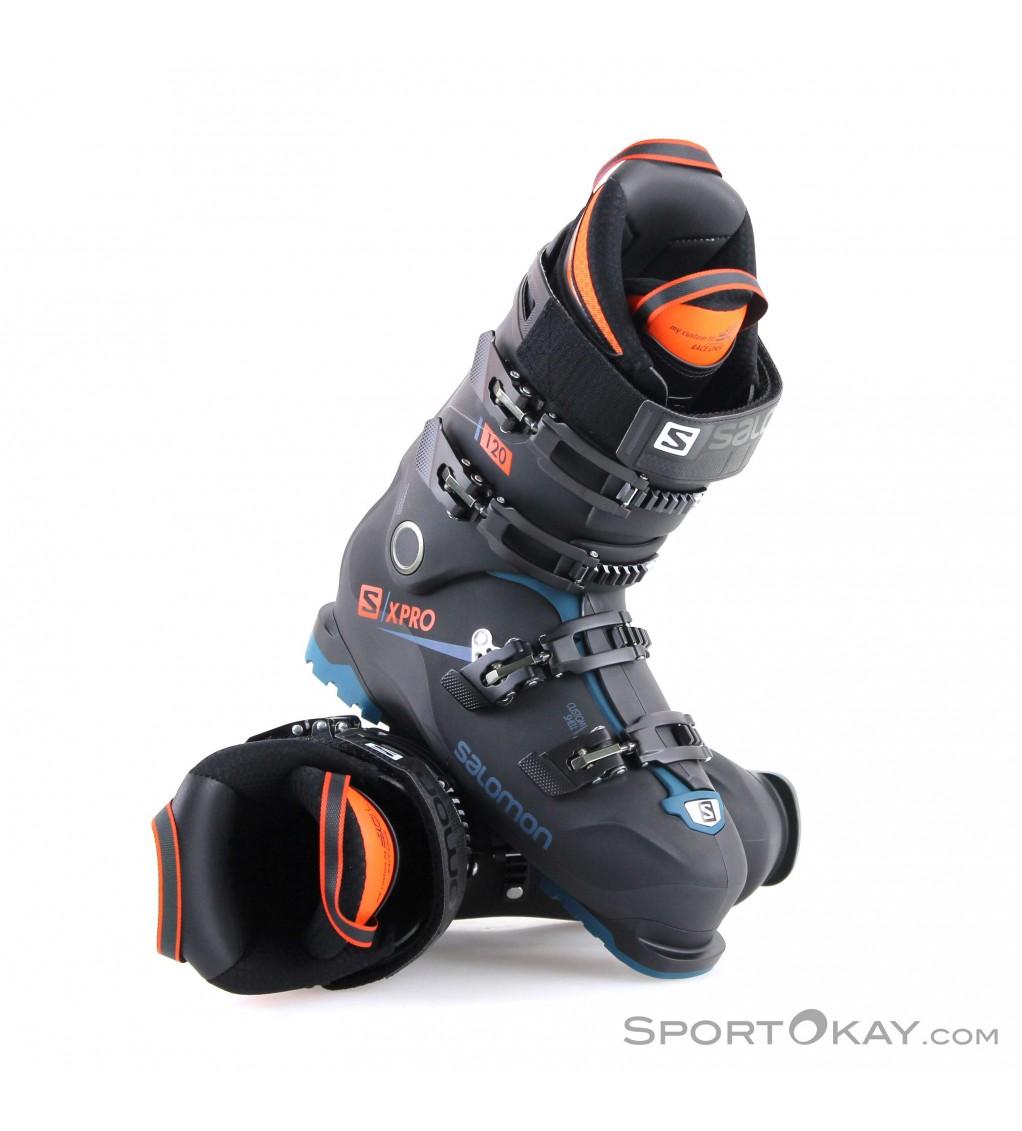 Luxusmode Stufen von schöne Schuhe Salomon X Pro 120 Mens Ski Boots - Alpine Ski Boots - Ski ...