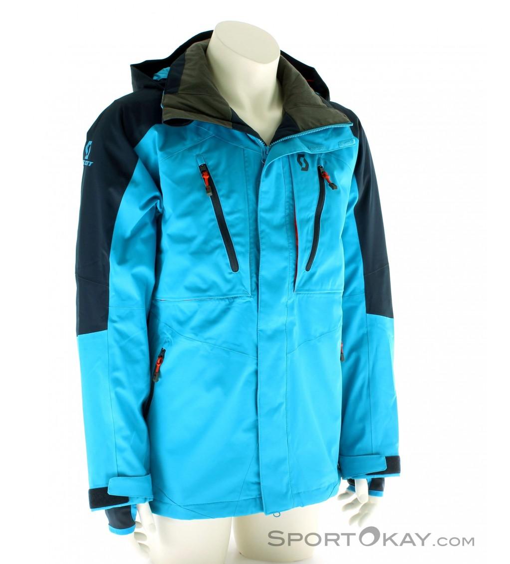 scott ultimate dryo jacket mens ski jacket ski jackets. Black Bedroom Furniture Sets. Home Design Ideas