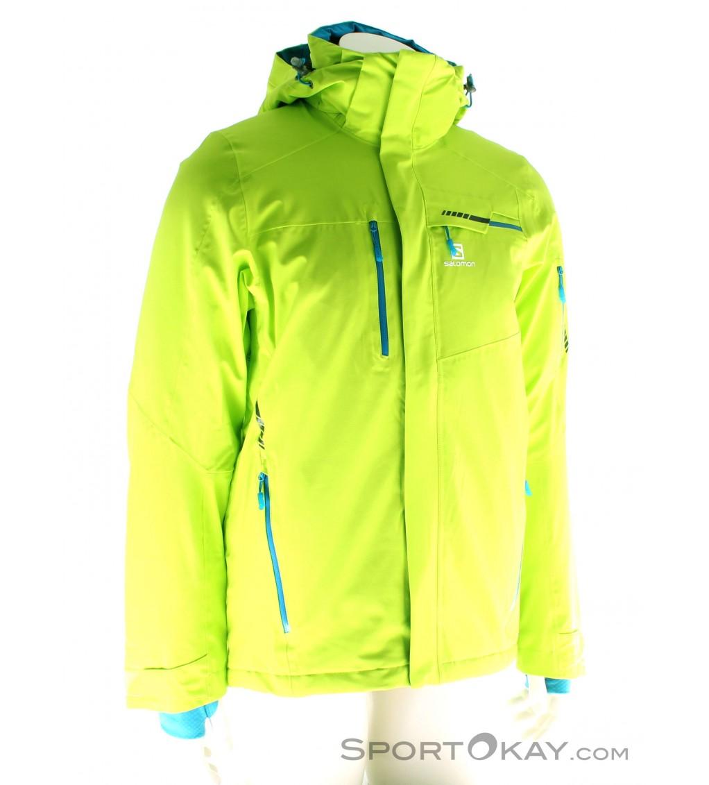 Salomon Salomon Brilliant Jacket Mens Ski Jacket