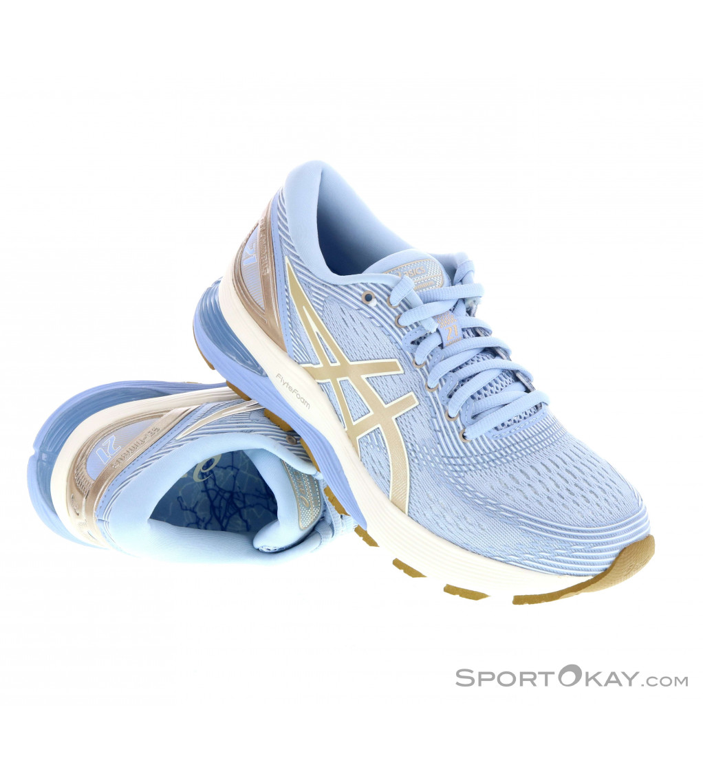Asics Asics Nimbus 21 Womens Running Shoes