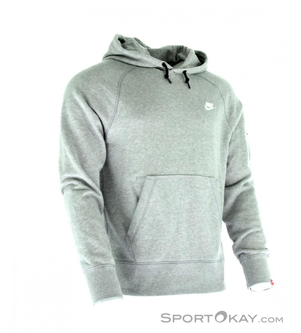 Nike Nike AW77 Fleece FZ Herren Hoodie Fitnessweater