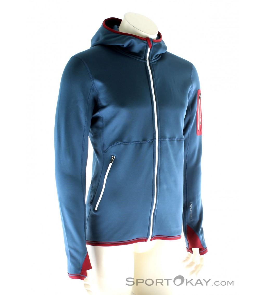 Ortovox Ortovox Fleece Light Hoody Mens Outdoor Sweater