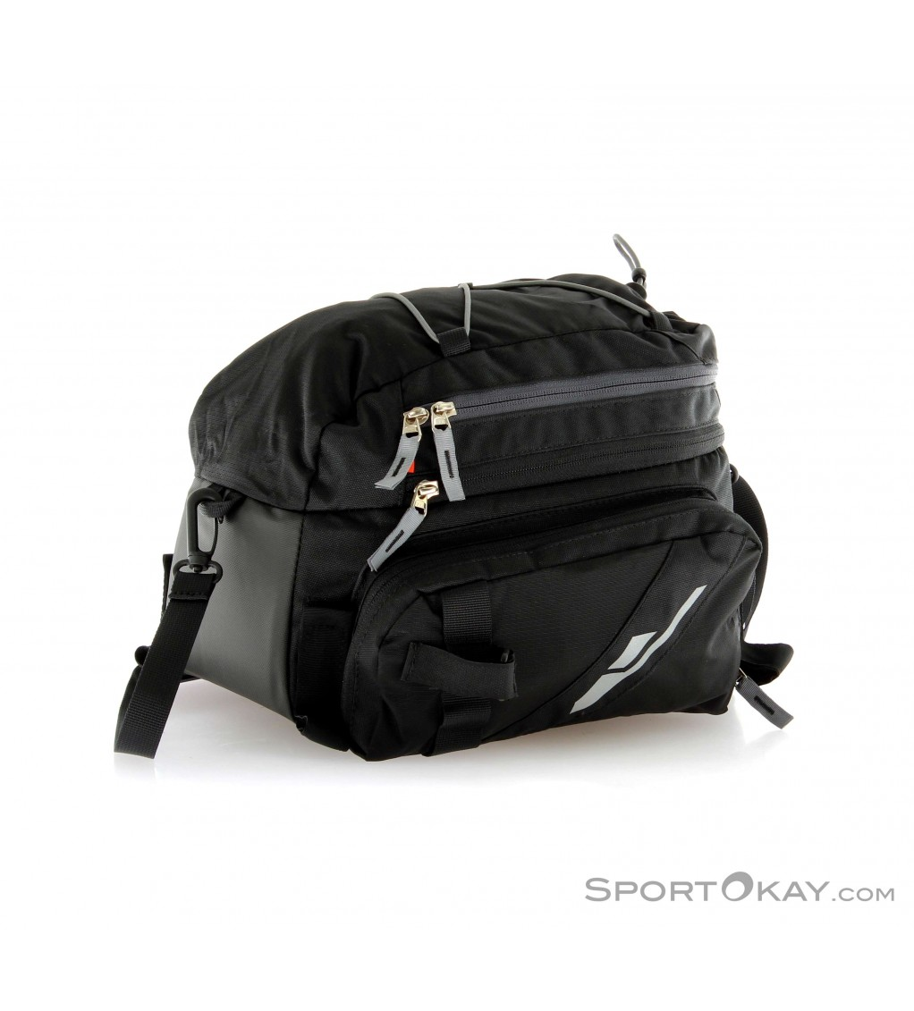 vaude silkroad plus luggage rack bag bike bag. Black Bedroom Furniture Sets. Home Design Ideas