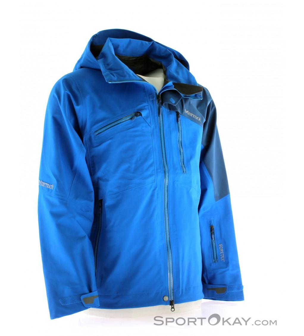 marmot randonnee jacket mens ski touring jacket gore tex. Black Bedroom Furniture Sets. Home Design Ideas