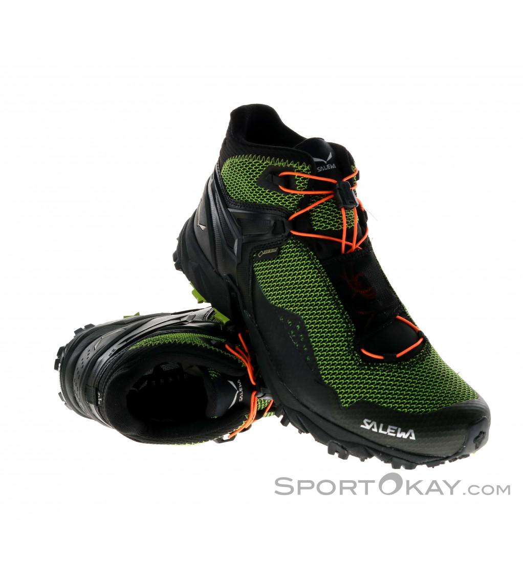 Salewa Ultra Flex Mid GTX Mens Trail