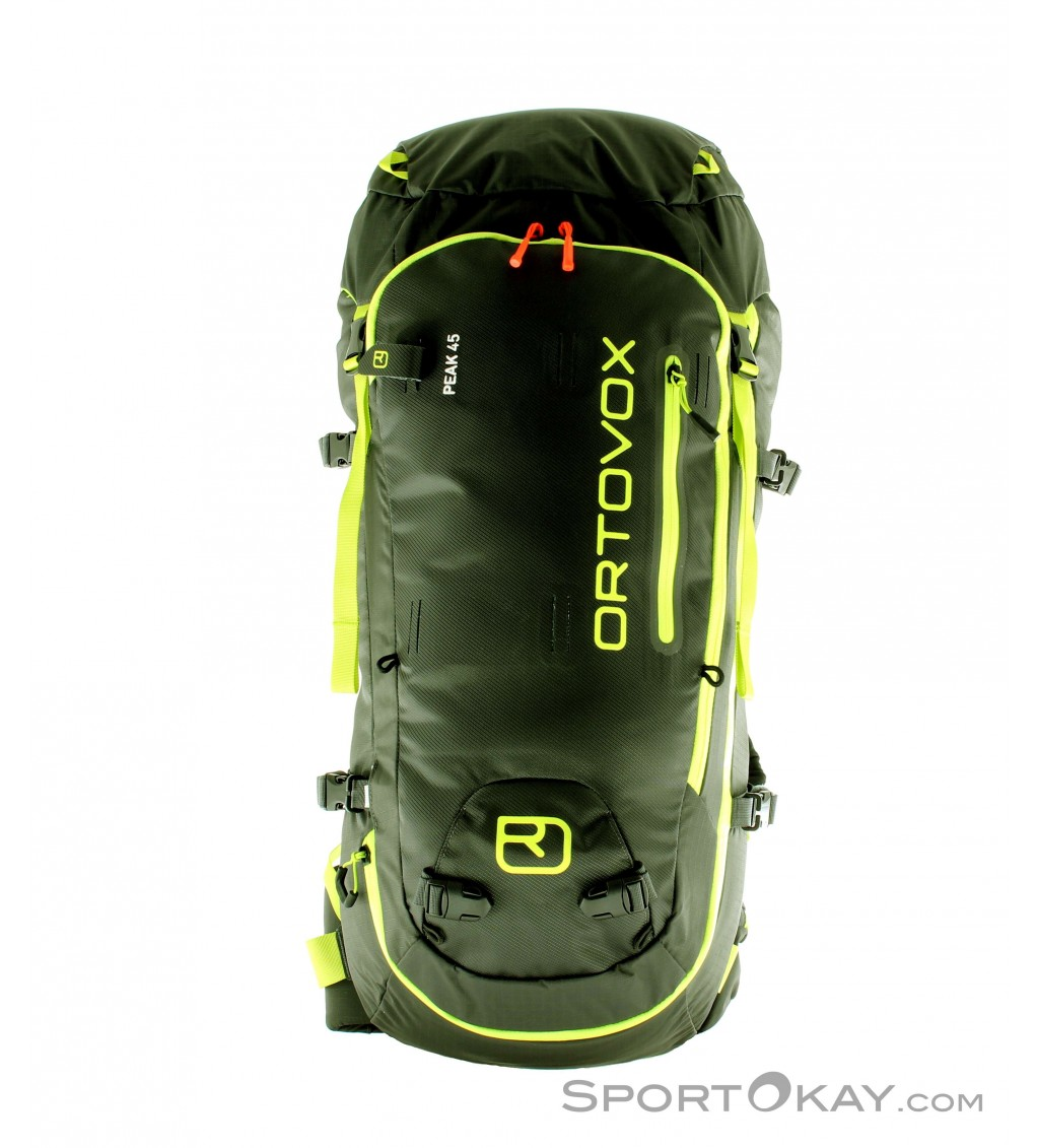 Ortovox Ski Backpack: Ortovox Peak 45l Ski Backpack