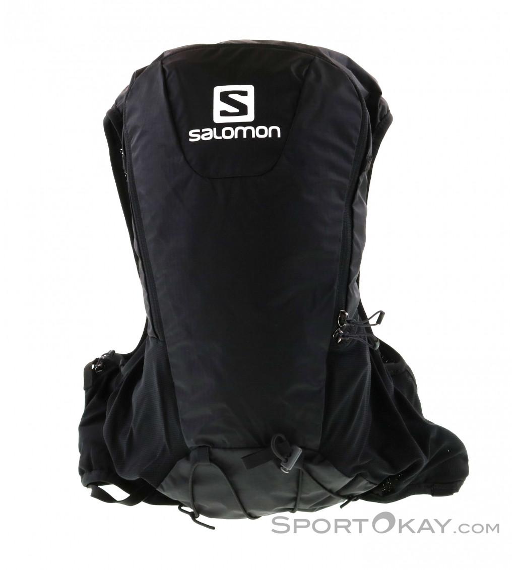 Salomon Skin Pro 10l Set Backpack Backpacks Backpacks