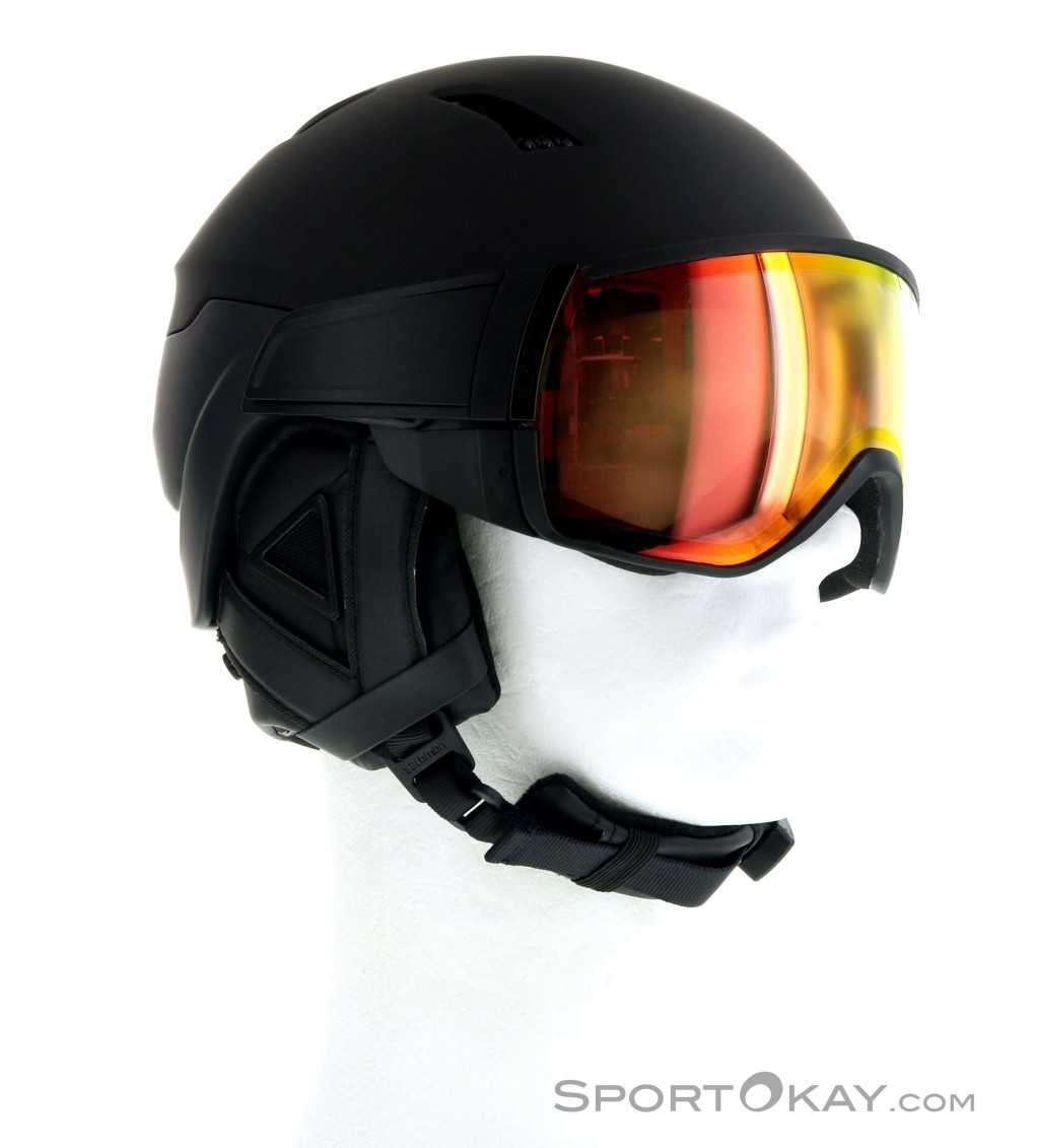Salomon Salomon Driver+ Photochromic Mens Ski Helmet