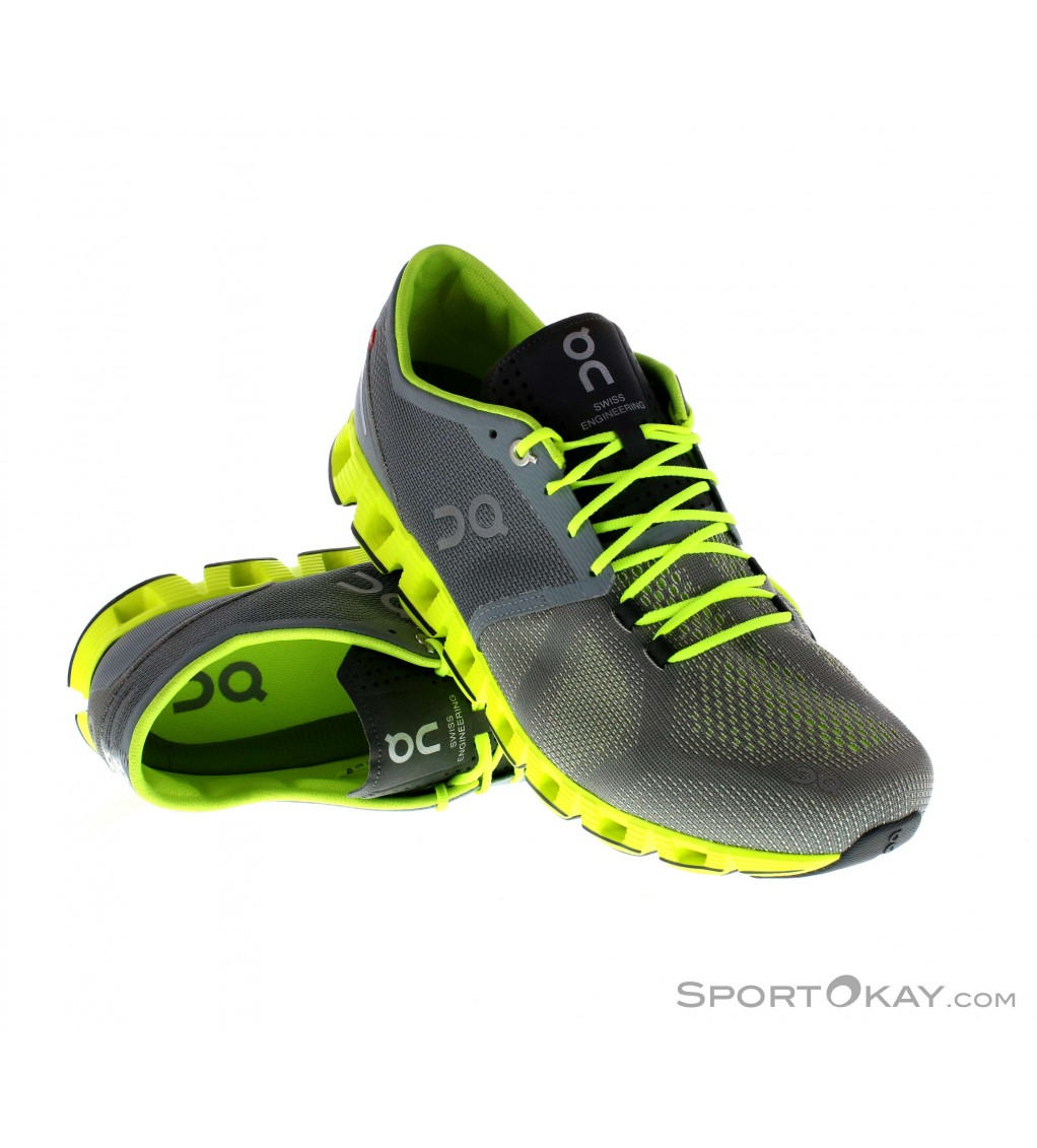 Multicolor Clouds Men's Ultra Lightweight Running Shoes