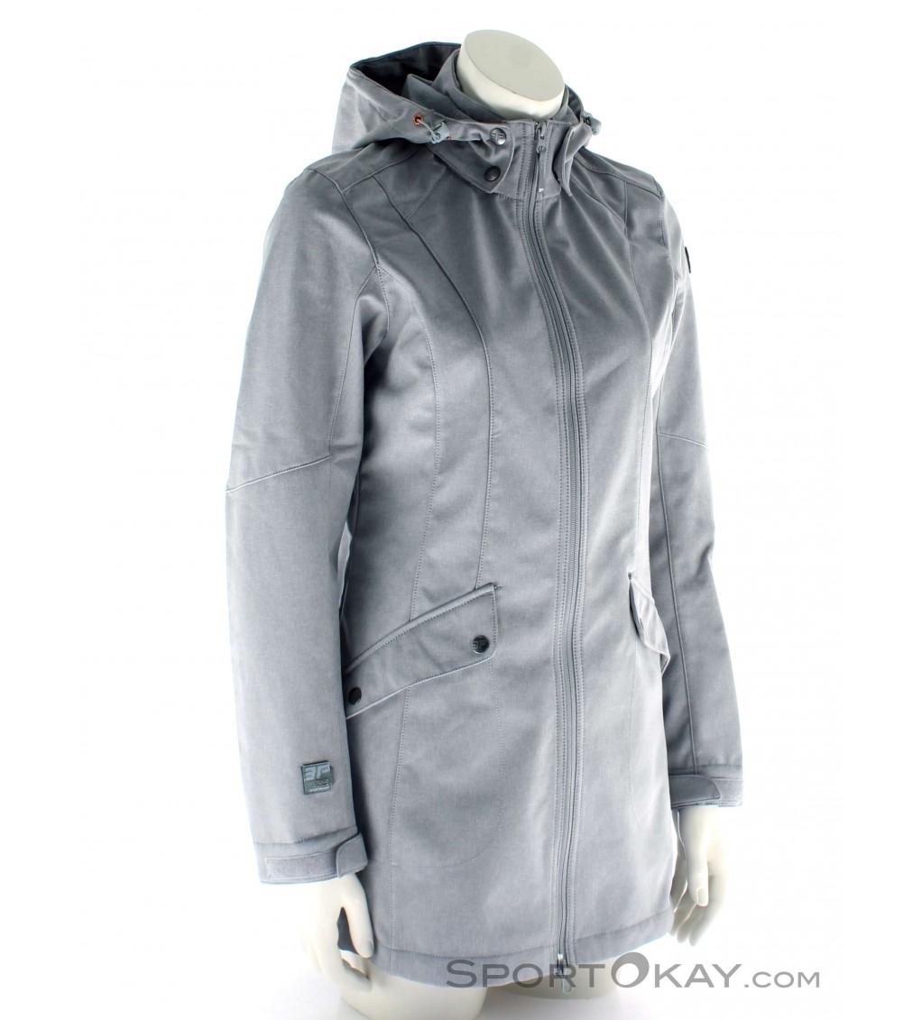 Icepeak Lacole Womens Leisure Coat Jackets Leisure