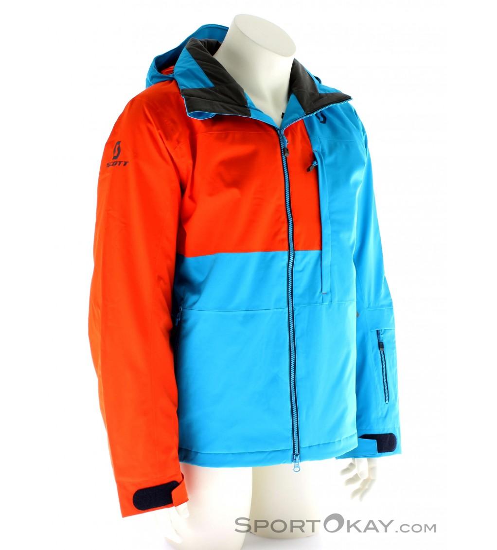 scott terrain dryo jacket herren skijacke ski jackets. Black Bedroom Furniture Sets. Home Design Ideas